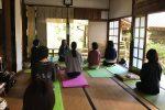 山寺ヨガと瞑想会