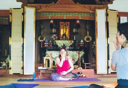 山寺ヨガと瞑想会開催のお知らせ【5月19日(日)開催】